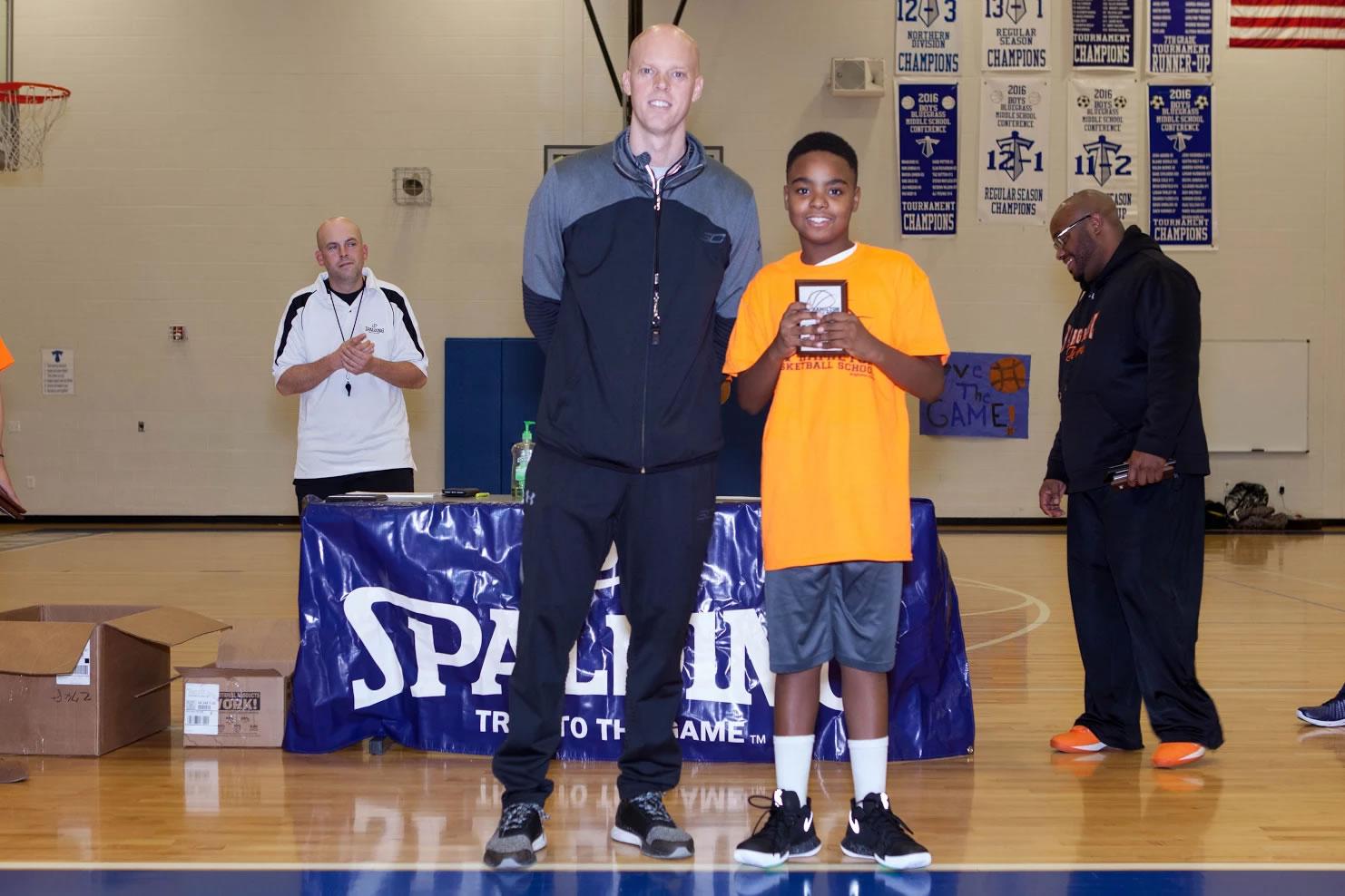 Eastern Invitational Basketball Camp 2018 - OneLetter.CO